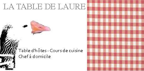 La Table de Laure