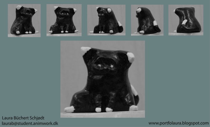 [cat+clay]