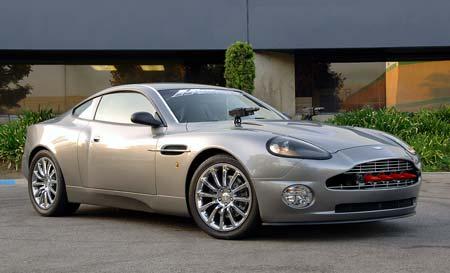 2005 Mansory Aston Martin Vanquish S. Aston Martin Vanquish (Die