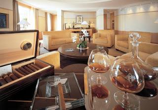 Kraljevski apartman u hotelu Martinez u Kanu, Francuska