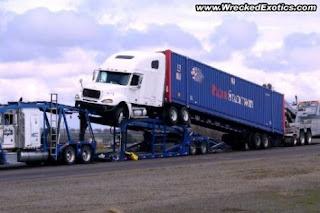 sudar kamiona sa kamionom