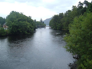 Jezero Loh Nes Skotska
