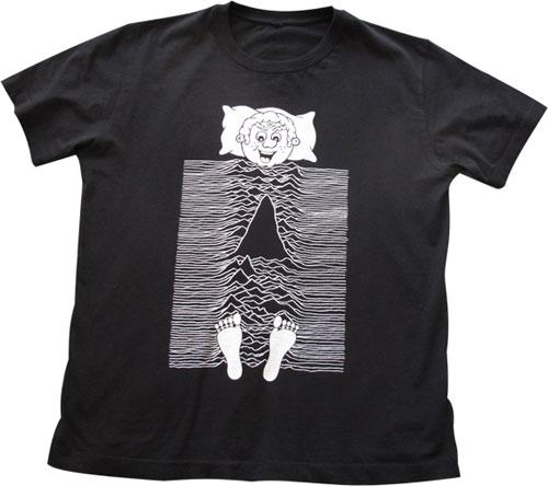 Joy Division Cat T Shirt