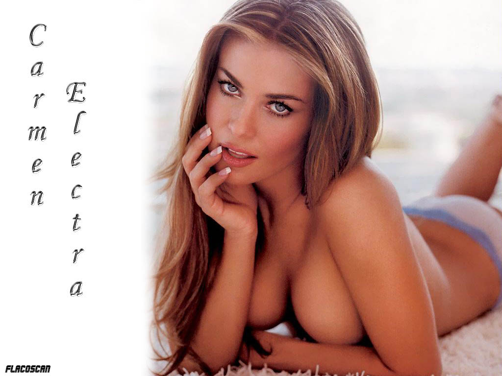 carmen electra wallpaper hot