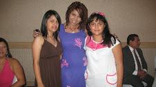 María Elena, Amelia y Wendy