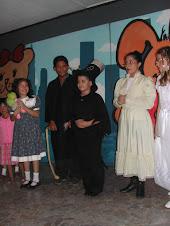 Un grupo de menores sensibilizados sobre el tema de la sordera