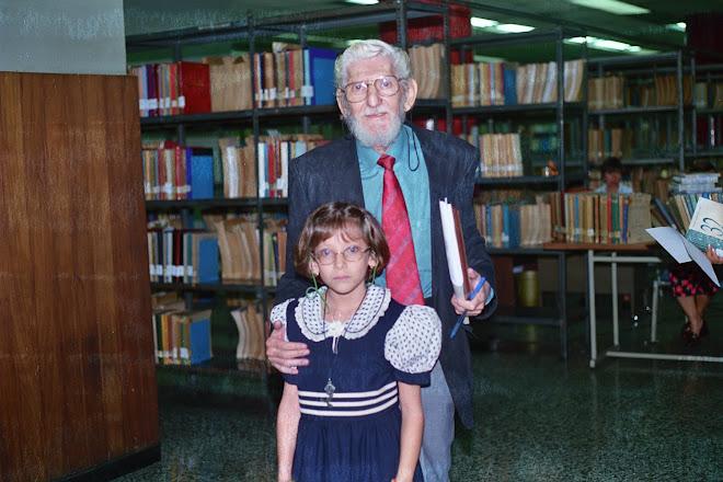 Eugenio Martinez Orantes y Camila Soundy