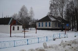 сільська школа Заньки