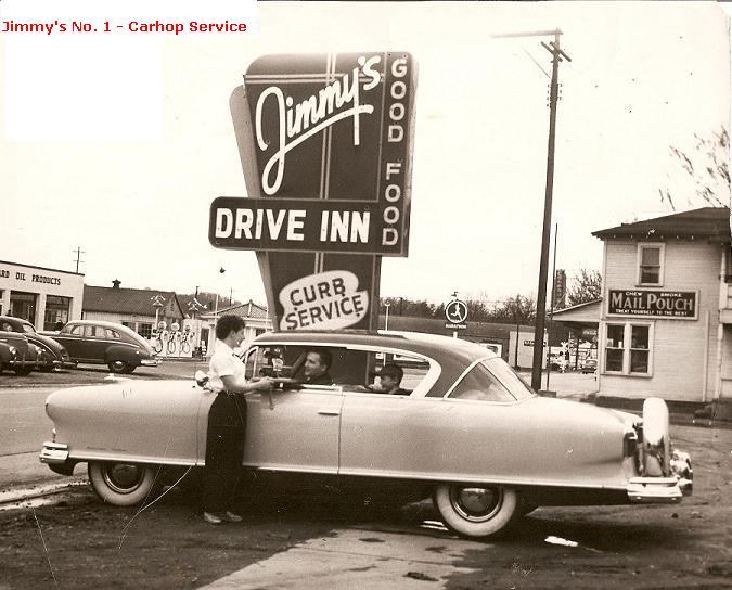 Used Cars Louisville Ky >> At the Carhop - Go Retro!