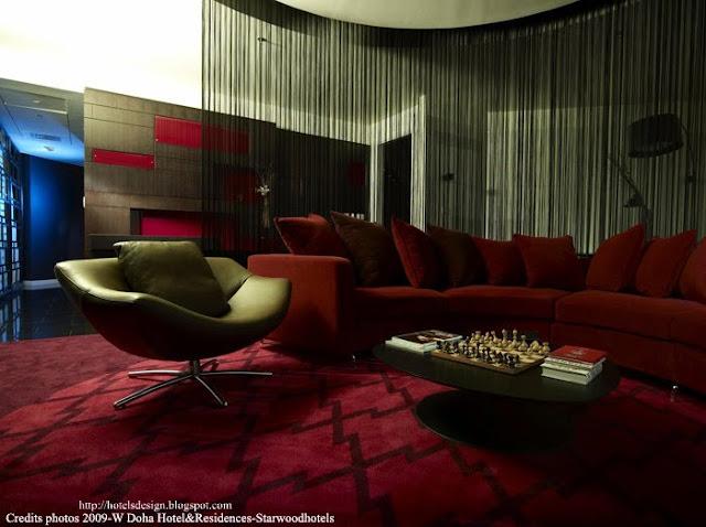 W Doha_10_Les plus beaux HOTELS DESIGN du monde