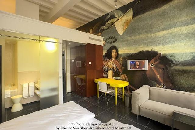 KRUISHERENHOTEL_10_Les plus beaux HOTELS DESIGN du monde