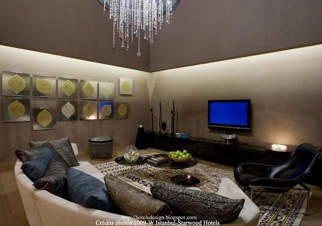 W Istanbul_13_Les plus beaux HOTELS DESIGN du monde