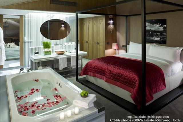 W Istanbul_11_Les plus beaux HOTELS DESIGN du monde