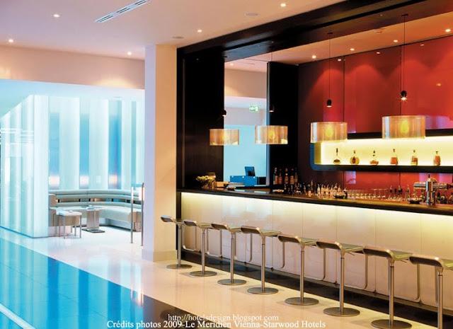 Le Meridien Vienne_2_Les plus beaux HOTELS DESIGN du monde