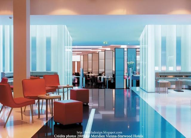 Le Meridien Vienne_3_Les plus beaux HOTELS DESIGN du monde