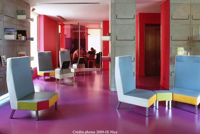 Hi hotel_2_Les plus beaux HOTELS DESIGN du monde