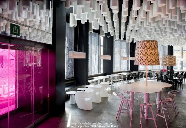 Barcelo Raval_2_Les plus beaux HOTELS DESIGN du monde
