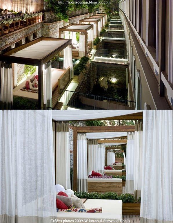W Istanbul_16_Les plus beaux HOTELS DESIGN du monde
