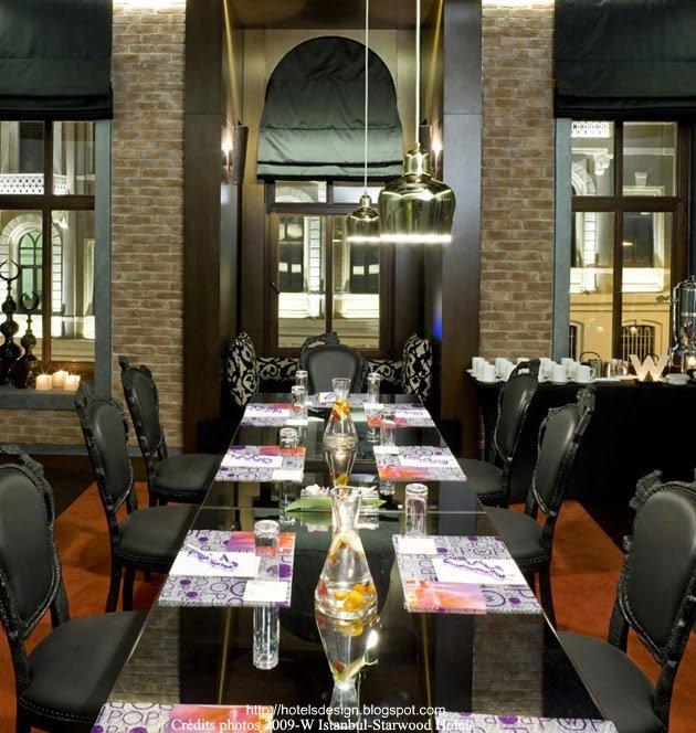 W Istanbul_21_Les plus beaux HOTELS DESIGN du monde