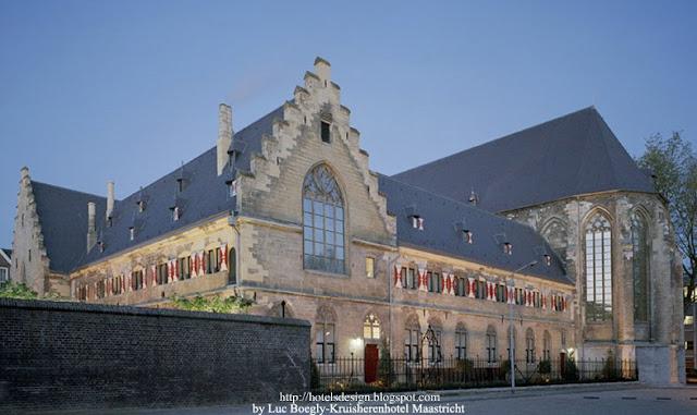 KRUISHERENHOTEL_1_Les plus beaux HOTELS DESIGN du monde