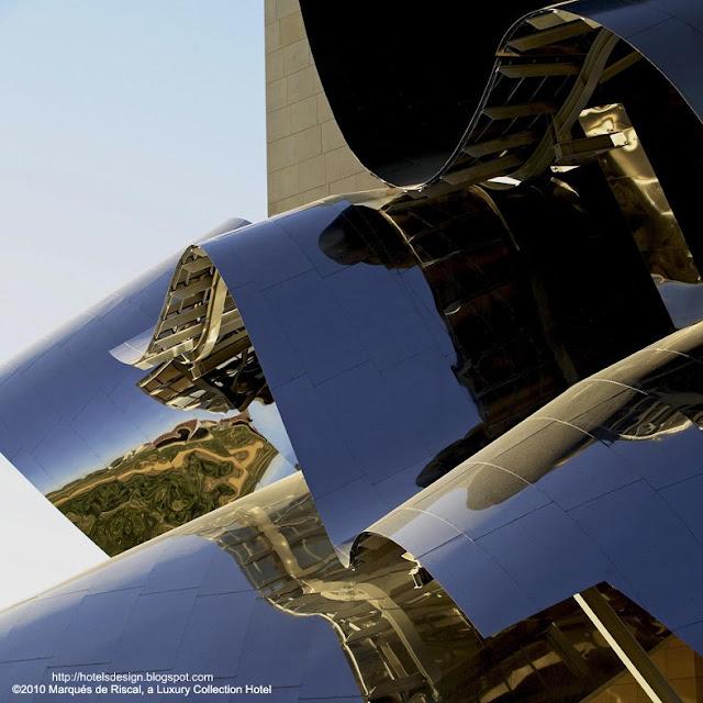 Marqués de Riscal_Frank Gehry_1_Les plus beaux HOTELS DESIGN du monde