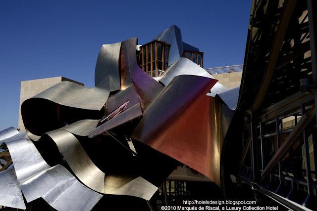 Marqués de Riscal_Frank Gehry_7_Les plus beaux HOTELS DESIGN du monde