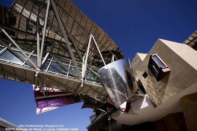 Marqués de Riscal_Frank Gehry_9_Les plus beaux HOTELS DESIGN du monde