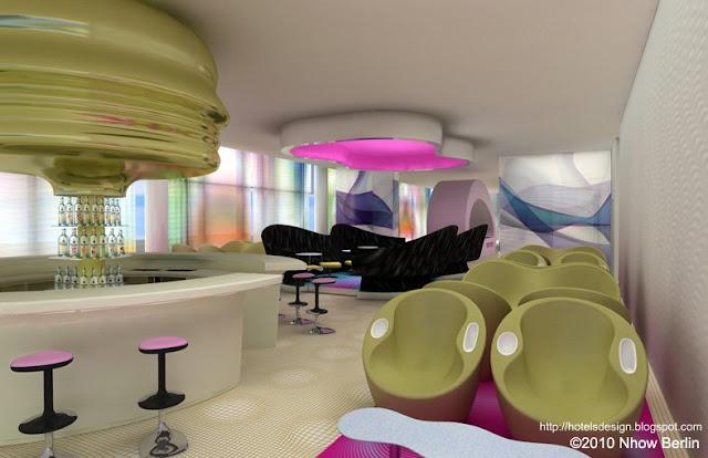 nhow Berlin_Karim Rashid_40_Les plus beaux HOTELS DESIGN du monde