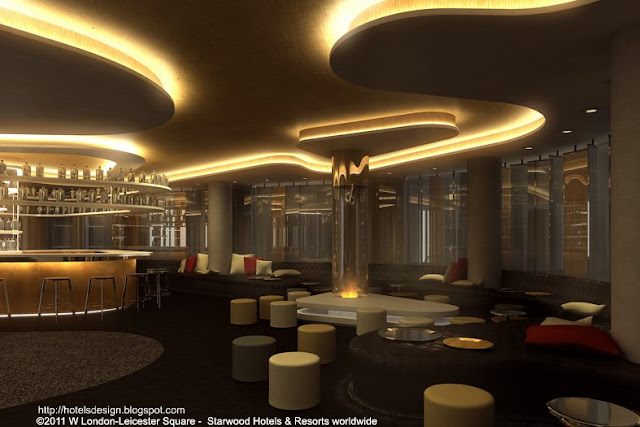 W London_Jestico+Whiles_4_Les plus beaux HOTELS DESIGN du monde