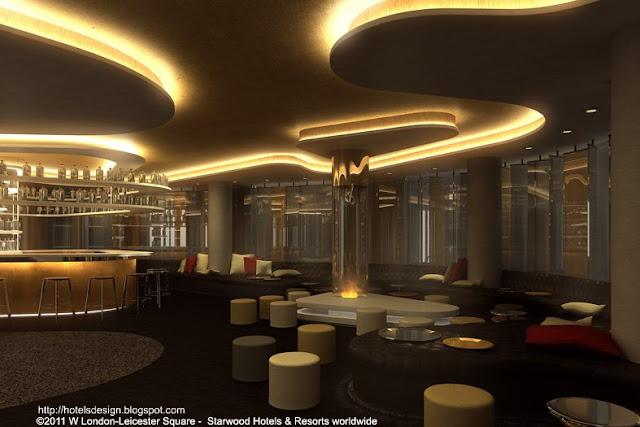 W London_Jestico+Whiles_4_Les plus beaux HOTELS DESIGN du monde