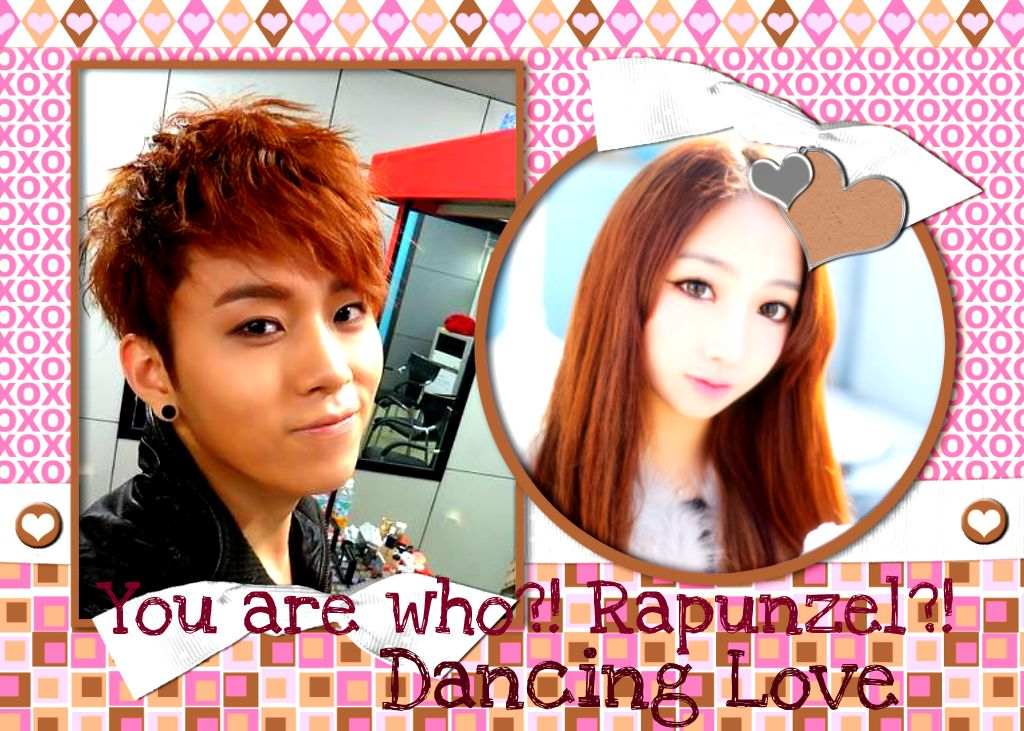 You are who?! Rapunzel?! / Dancing Love (HIATUS) - 4minute b2st fantasy junhyung - main story image
