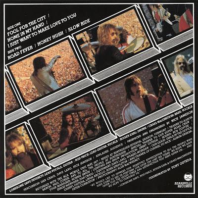 LPs EN DIRECTO indispensables - Página 2 Foghat+Live+-+Back