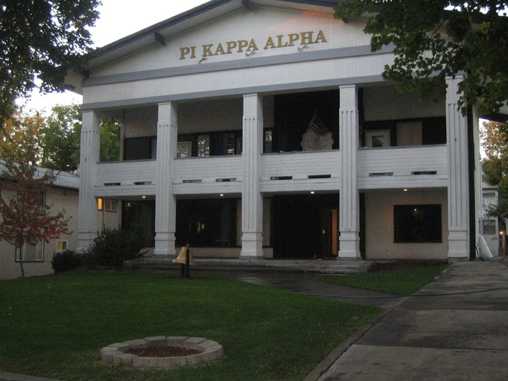 Pi Kappa Alpha Houses Washington State