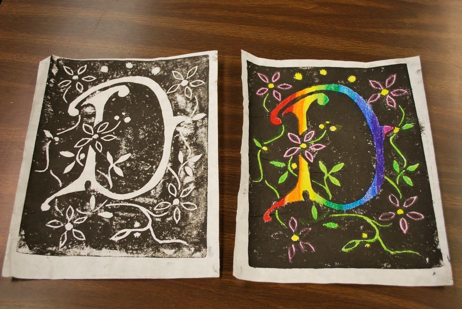Printmaking Design Ideas