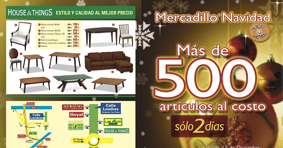 Mercadillos De Muebles : Mercadillos and markets mercadillo navidad muebles al