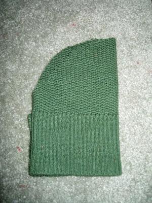 Eski Süeterden Şapka Yapımı