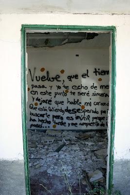 Últimos graffitis