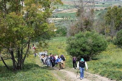 Ascenso al Cerro de la Bola