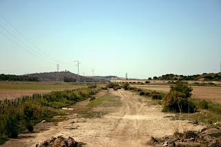 Cañada real de la Isla