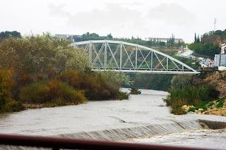 Puente de San Miguel. Arcos