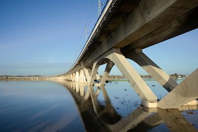 Viaducto del ferrocarril Madrid-Cádiz