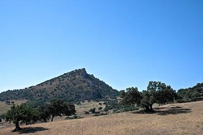 Peñón en Valle Hermoso