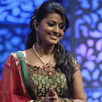Sneha on TV Show  Cute Pictures