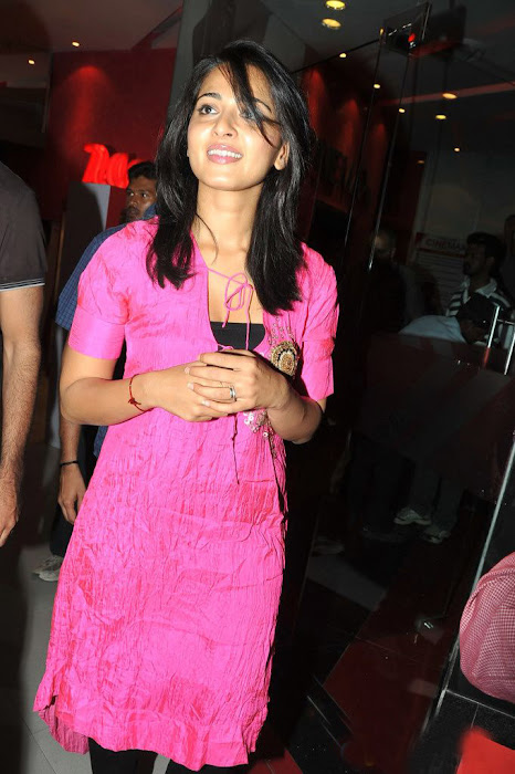 anushka vedam movie press meet