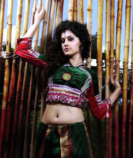 Tapsee Pannu Pictureshoot for Maa Magazine Spicy Taapse Pannu