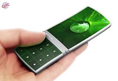 GELECEĞİN CEP TELEFONLARI Nokia_aeon_3