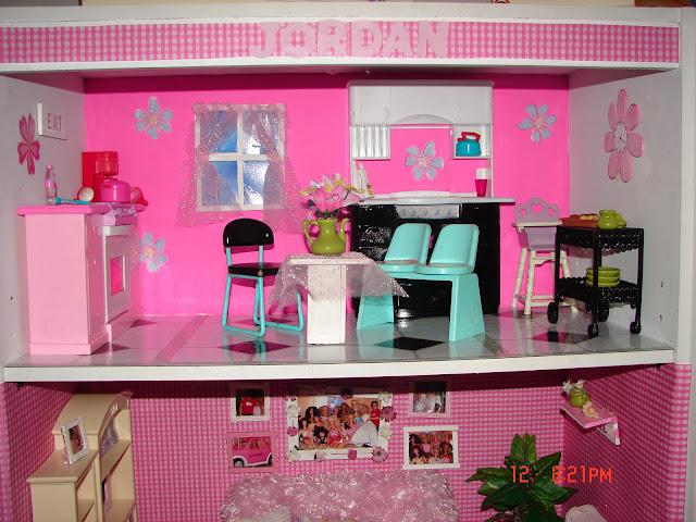 Из чего сделать мебель для кукол барби своими руками 71