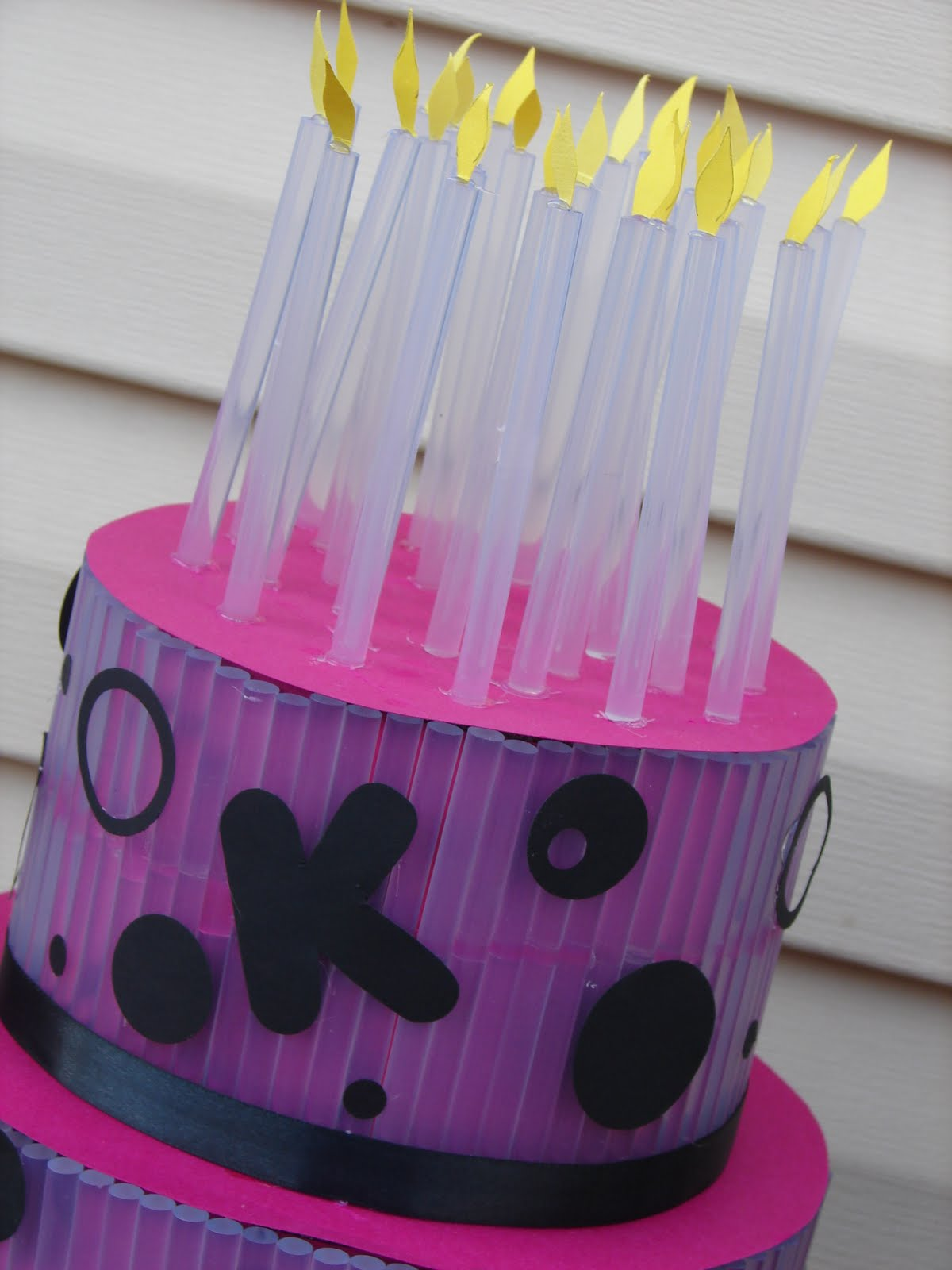 The Greatest Birthday Cake Ever A Girl And A Glue Gun