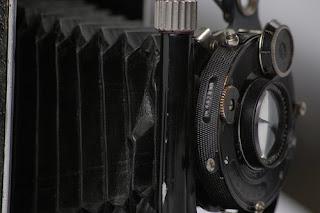 foto macchina fotografica d'epoca