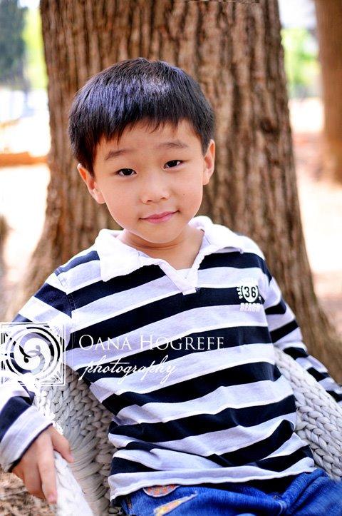 outdoor child portraits atlanta